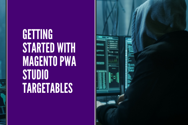 Getting started with Magento PWA Studio targetables