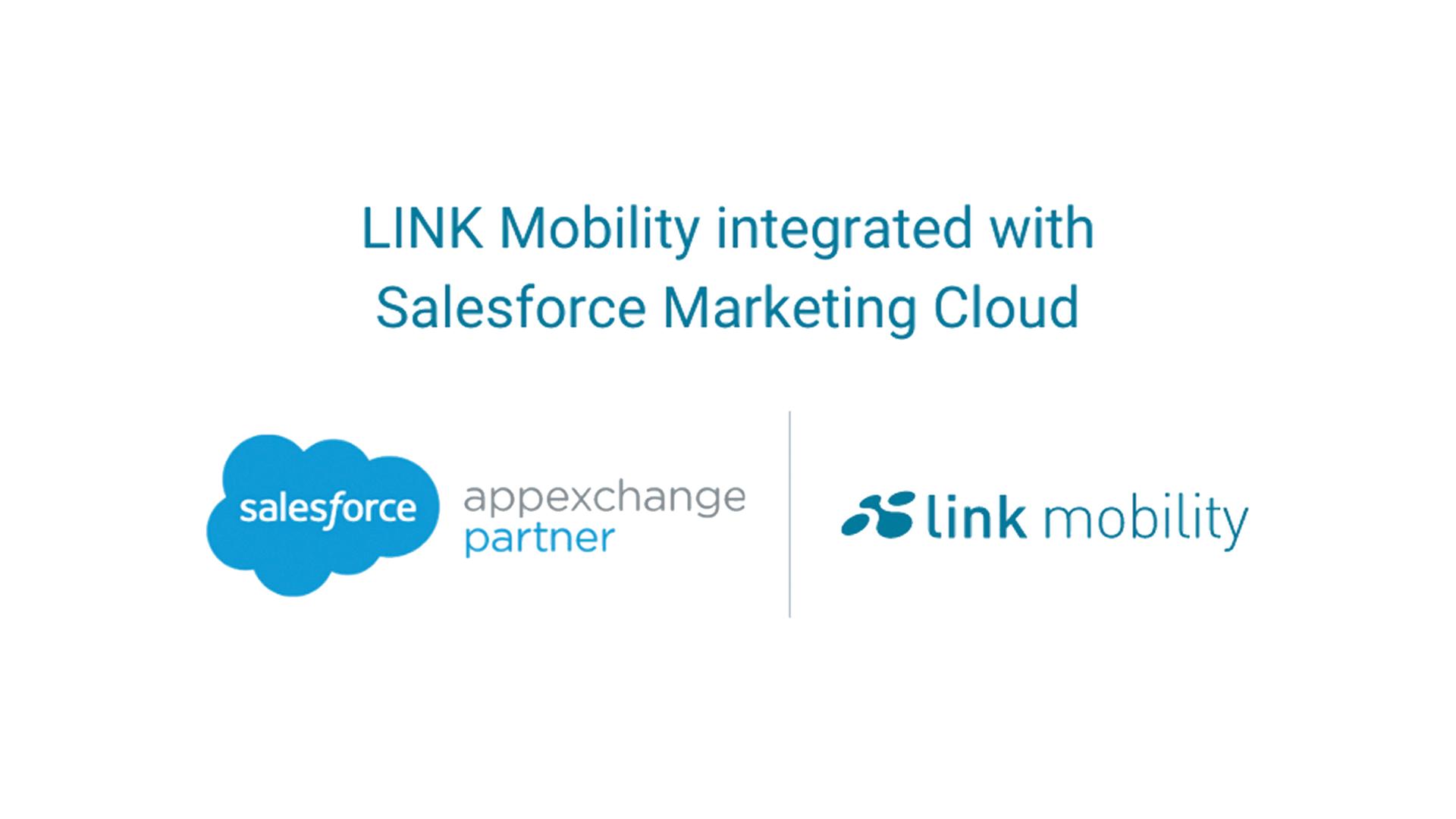 LINK Mobility - LINK Mobility Integration für die Salesforce Marketing Cloud
