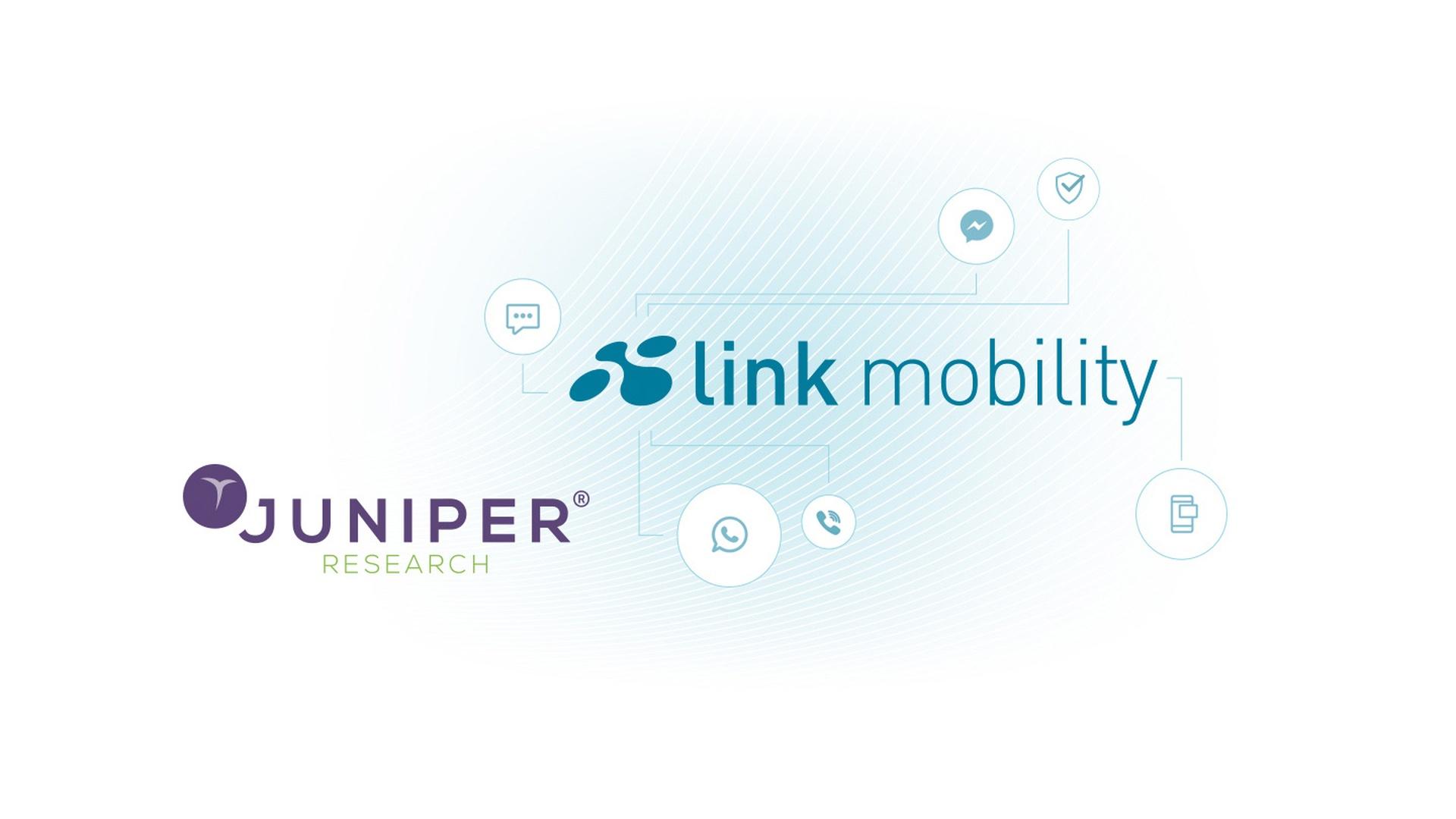"""LINK Mobility - LINK Mobility gehört laut Juniper Research zu den """"Etablierten CPaaS Anbietern"""""""