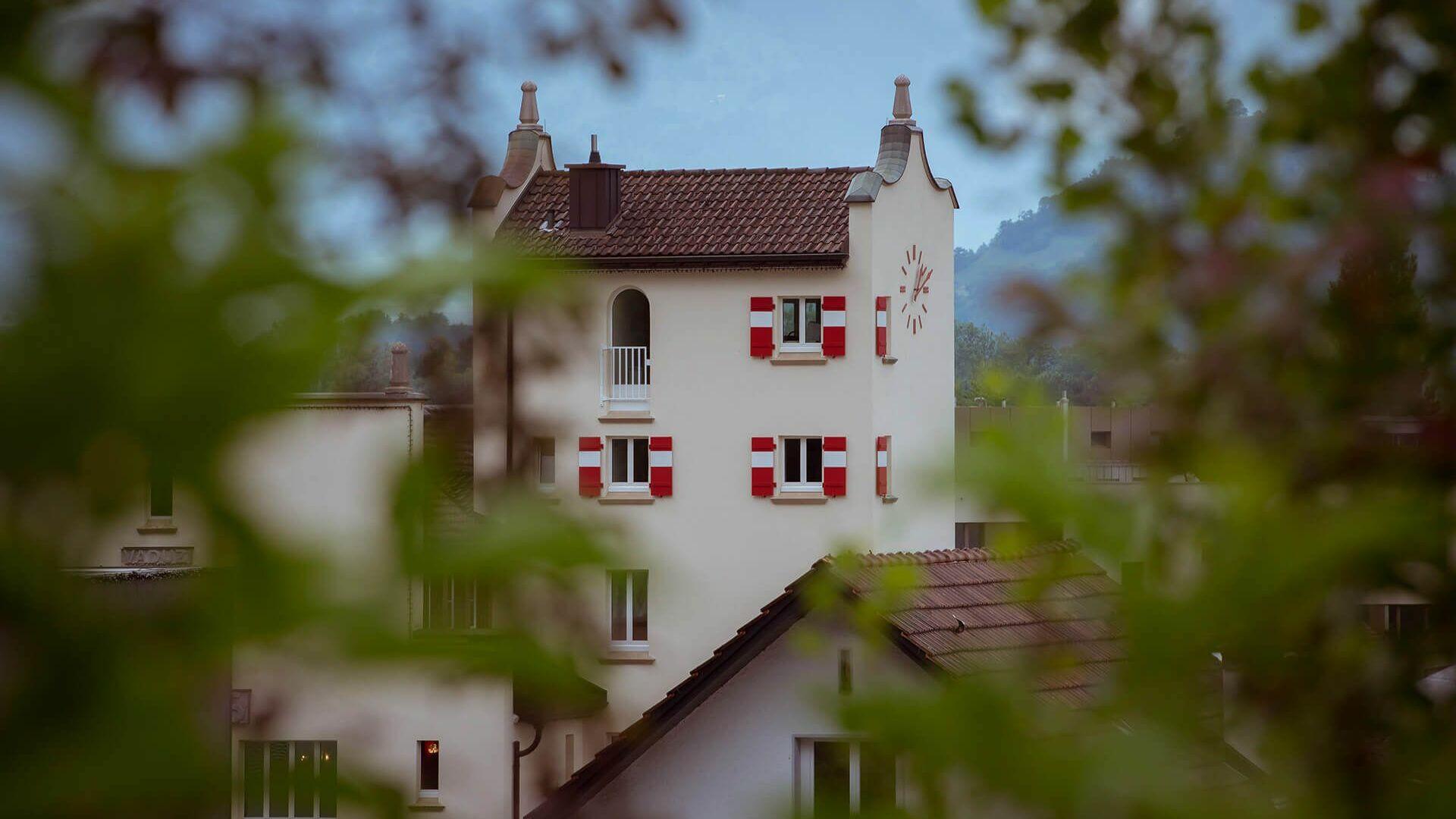 Gastgemeinde Vaduz