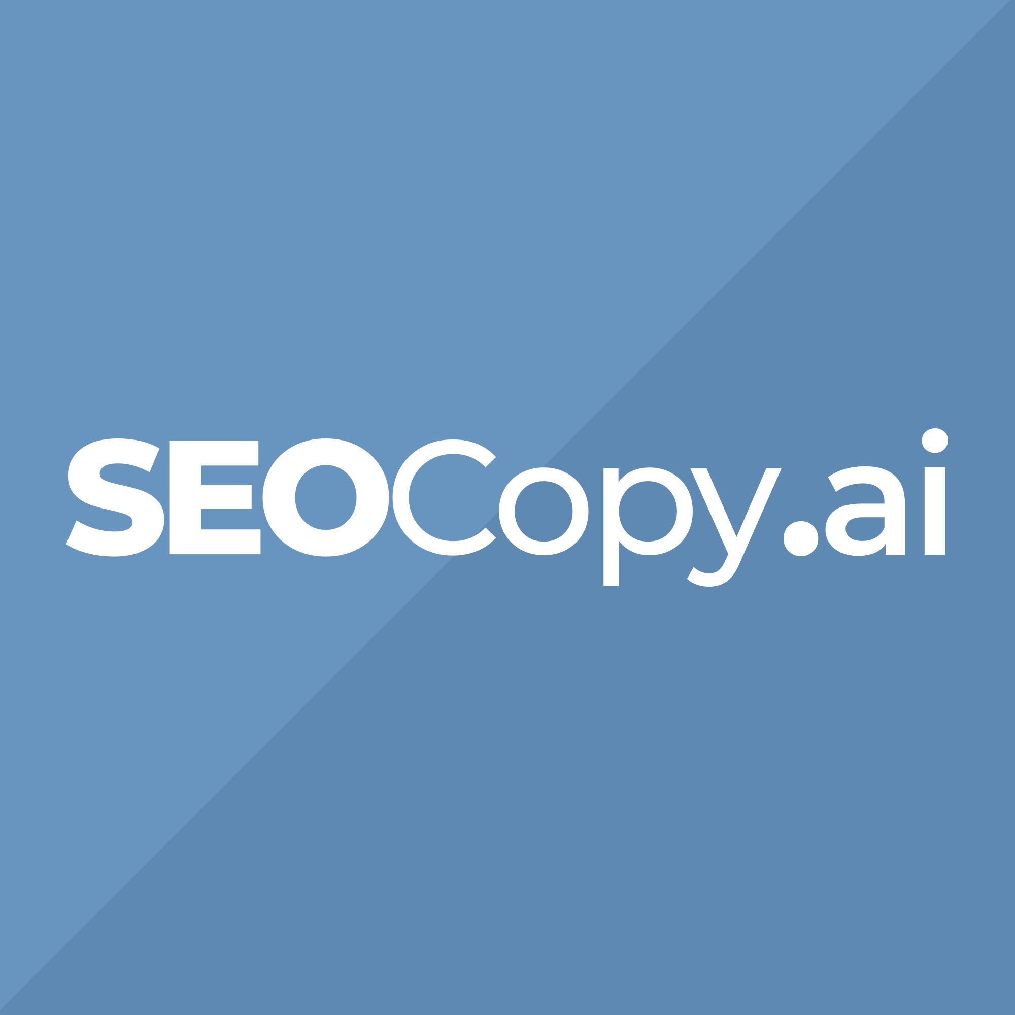 SEOCopy Blog Post Generator Image