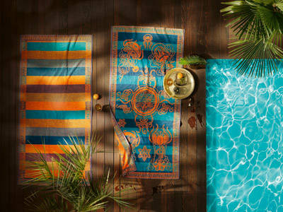 LEITNER Leinen - The new beach towels