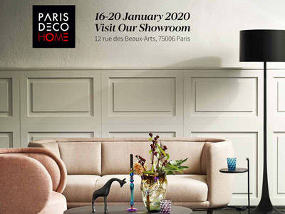LEITNER Leinenmanufaktur - Paris Deco Home 2020