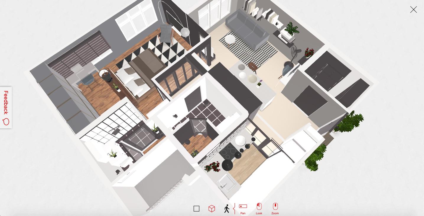 schoenerwohnen 3d raumplaner de roomle. Black Bedroom Furniture Sets. Home Design Ideas