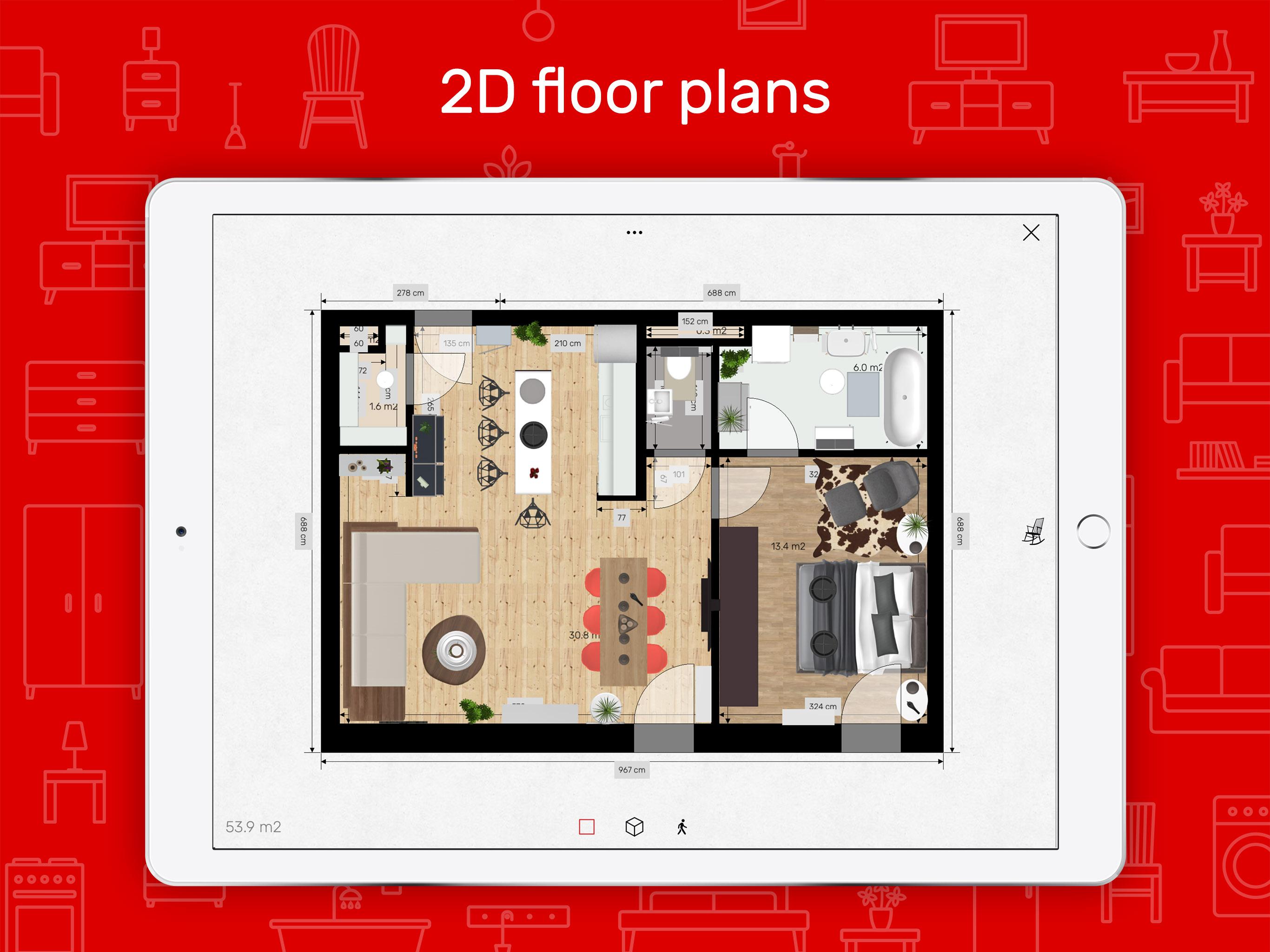 Brand New App Roomle