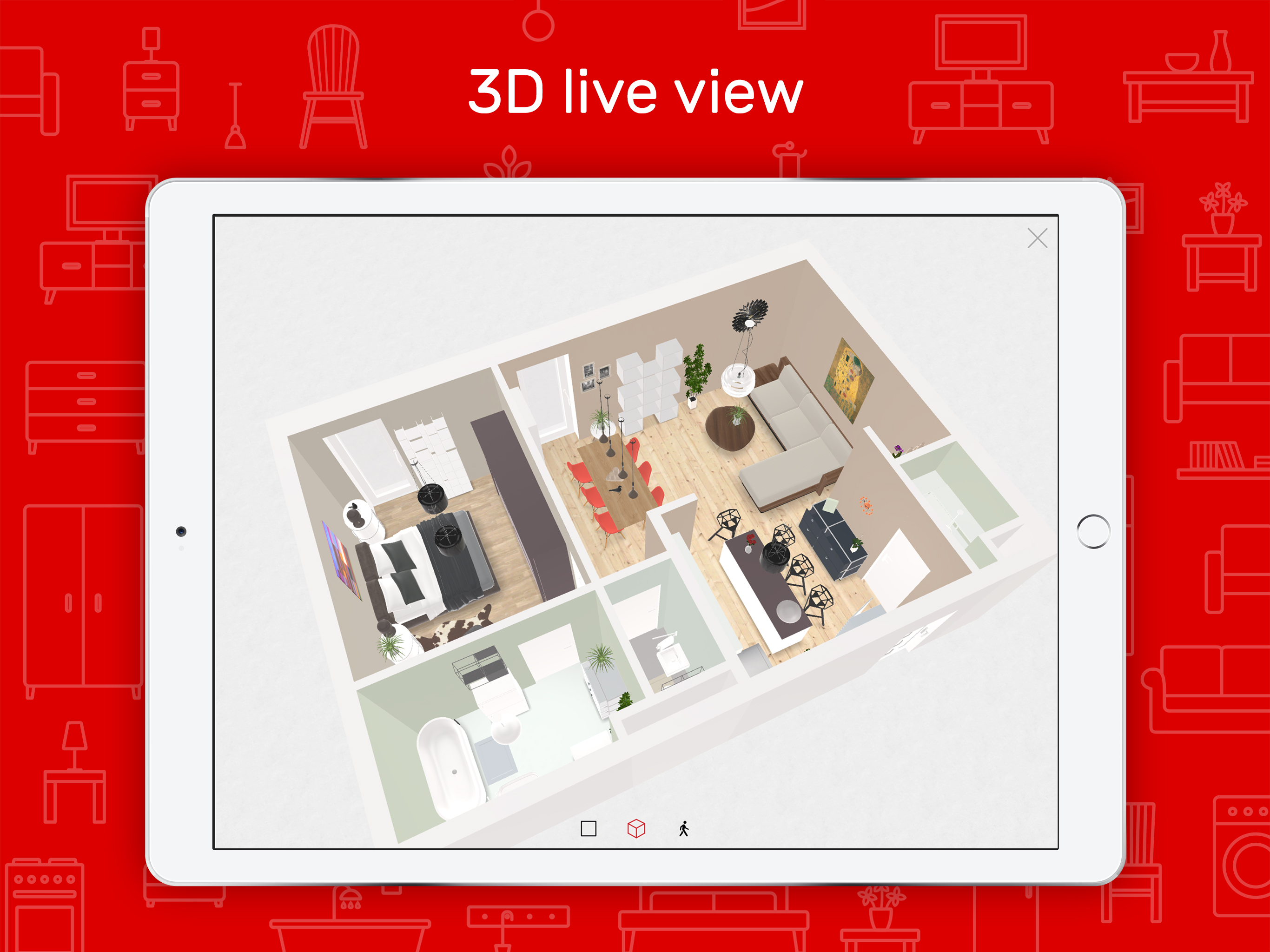 Roomle gallery roomle for 3d room planner ipad