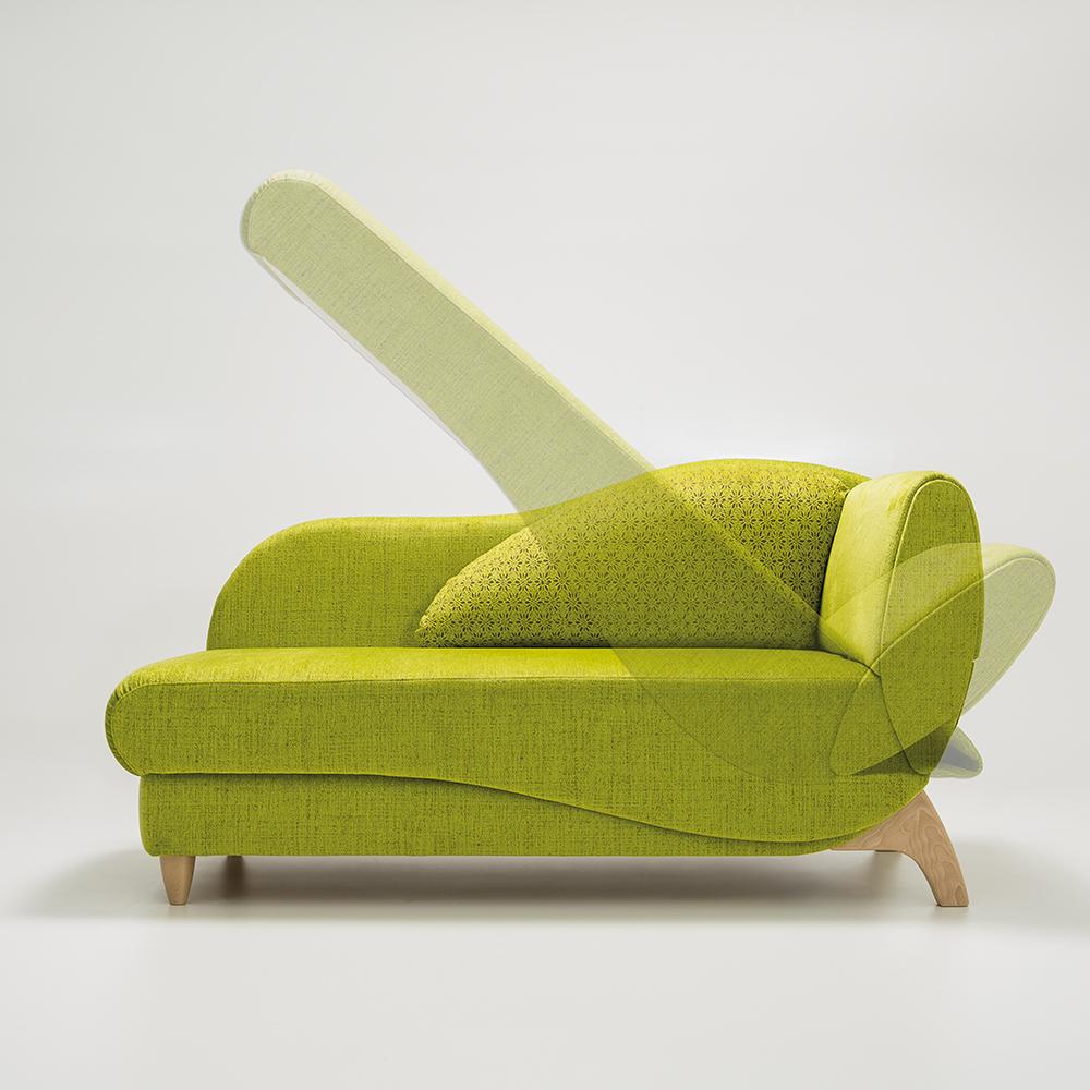chaiselongue classique austrian furniture industry www. Black Bedroom Furniture Sets. Home Design Ideas