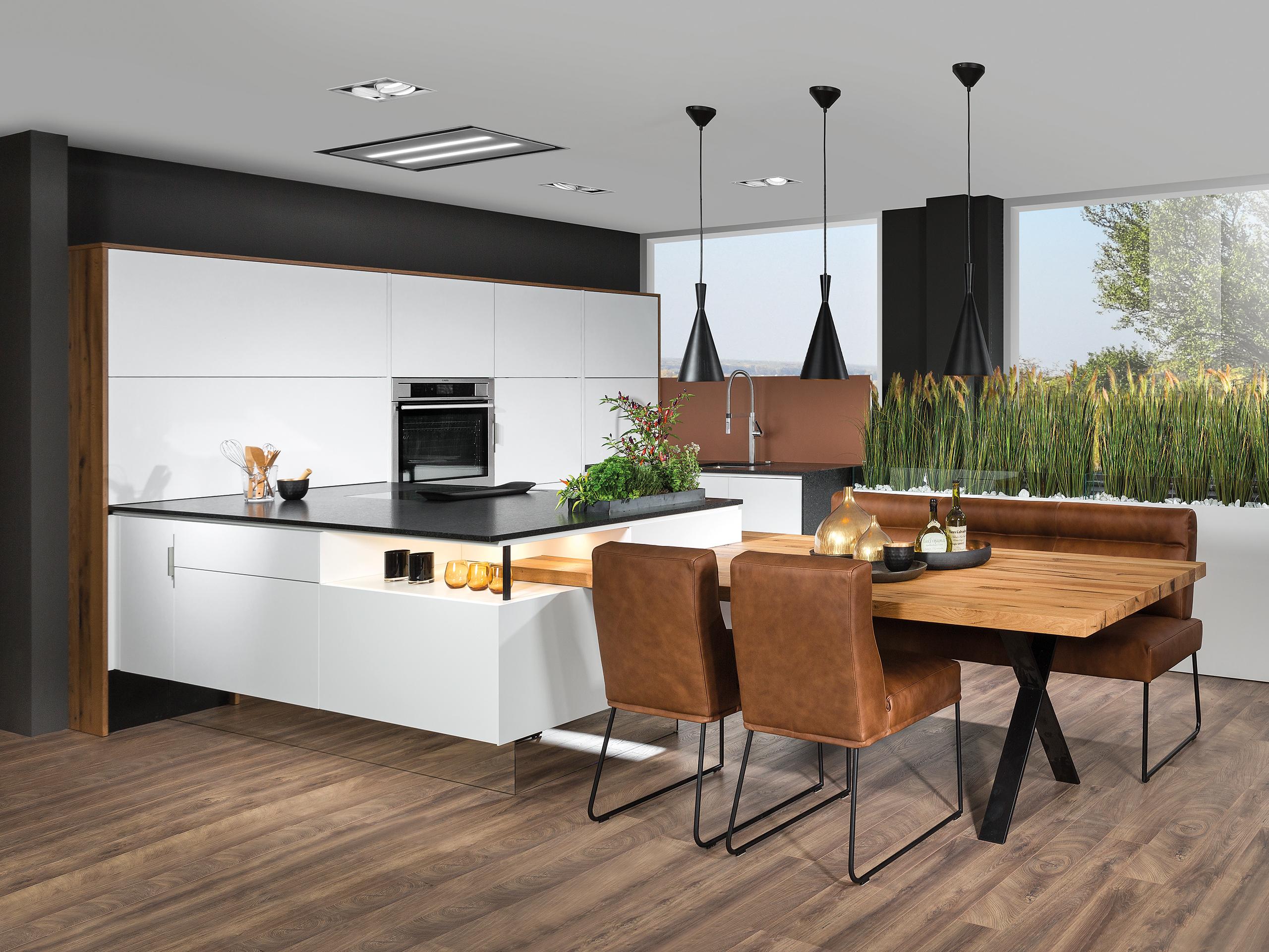 K chentrends 2018 die sterreichische m belindustrie - Theke wohnzimmer ...