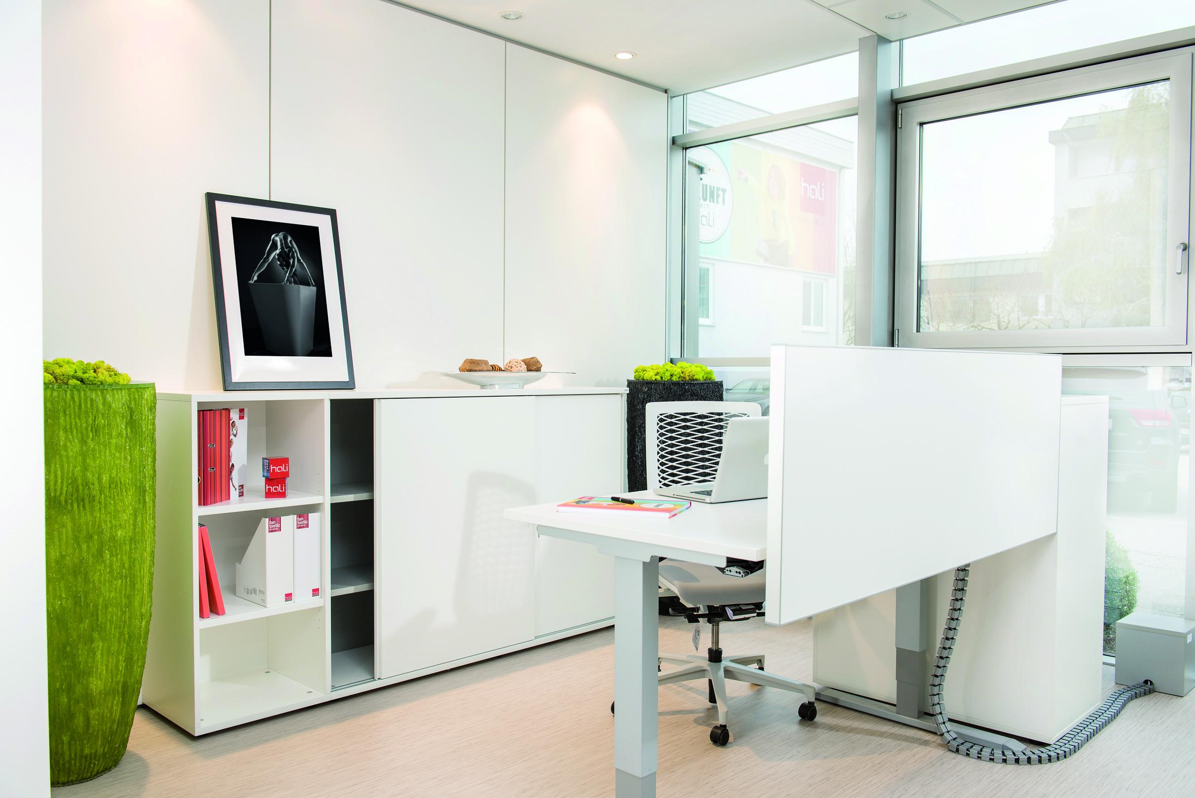 Der Living-Faktor im Büro nimmt spürbar zu - Die Österreichische ...