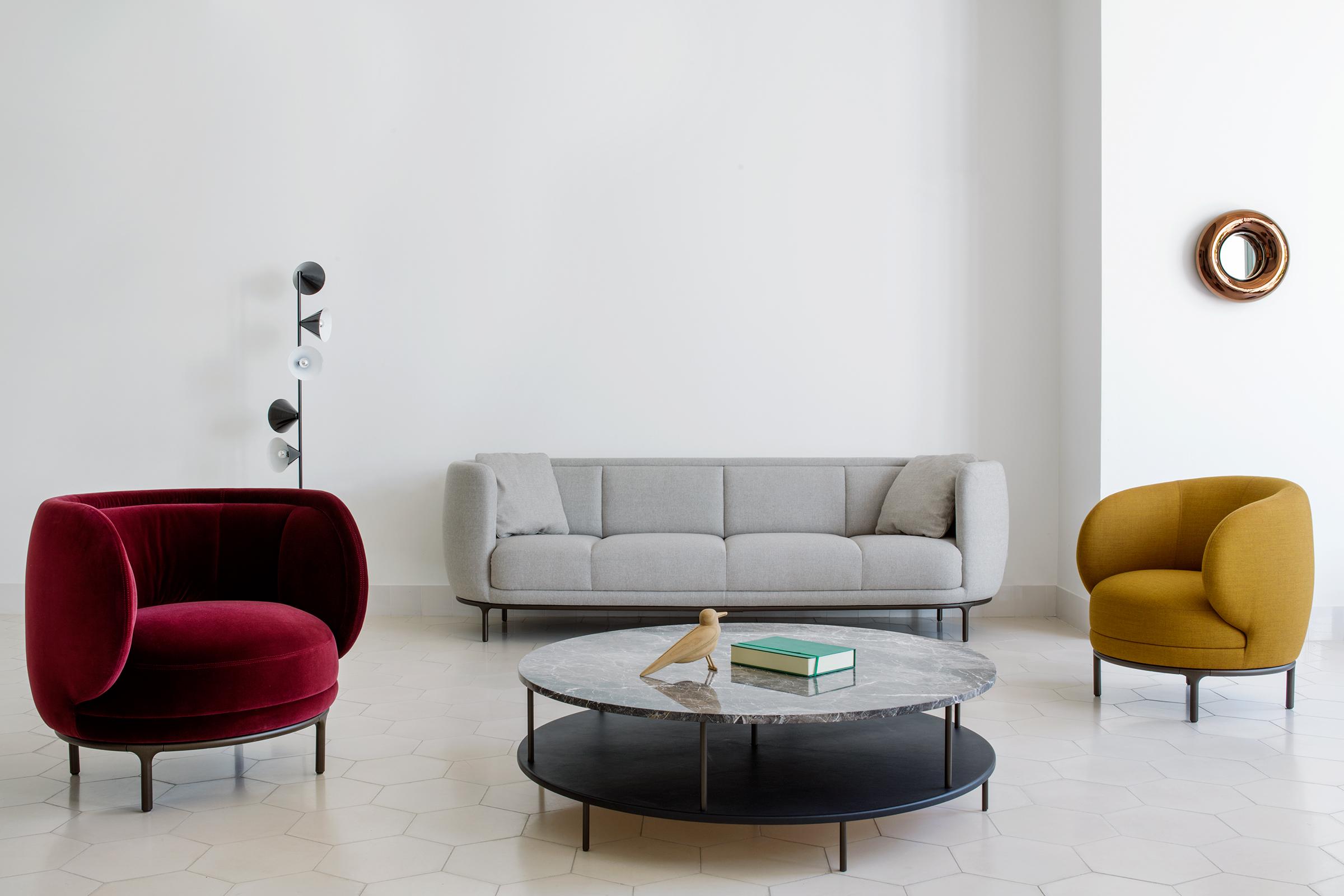 der living faktor im b ro nimmt sp rbar zu die sterreichische m belindustrie. Black Bedroom Furniture Sets. Home Design Ideas