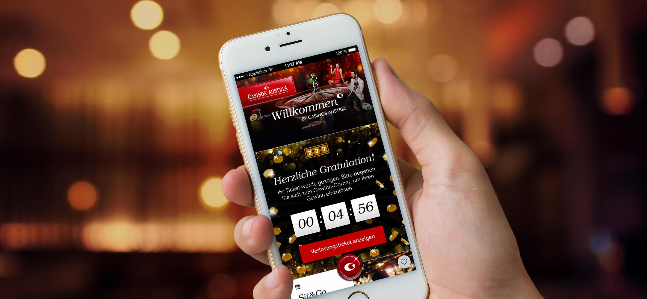 my casino austria app