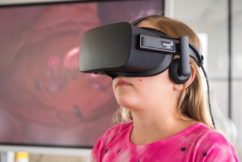 Netural forscht und bildet: Mit Virtual Reality mitten ins