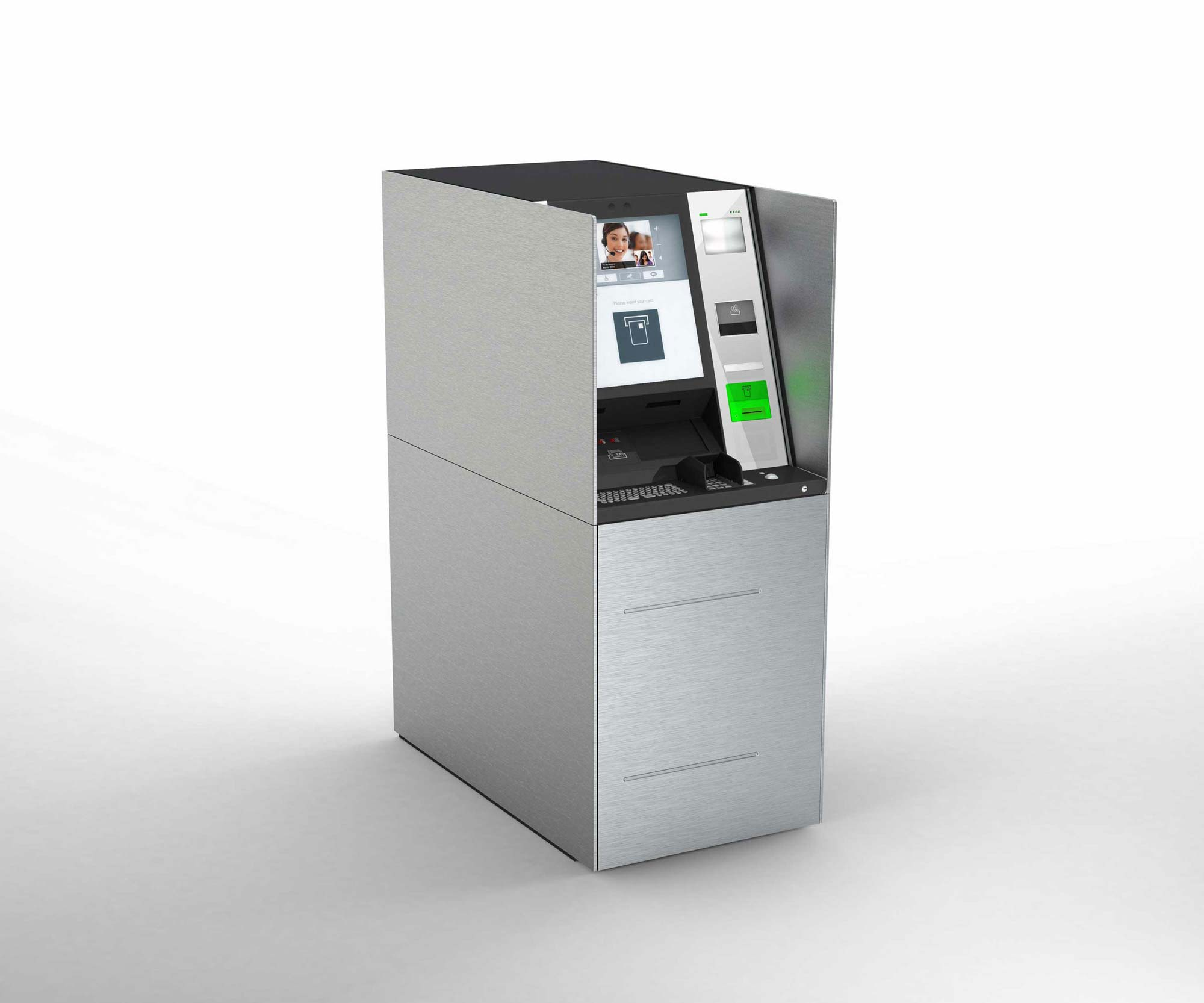 Individualized Cash Recycler of the evo series