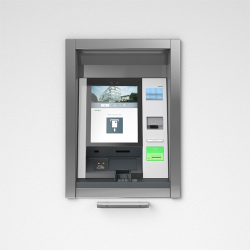 Cash-Recycling System KePlus RT10 fü Outdoor-Installationen