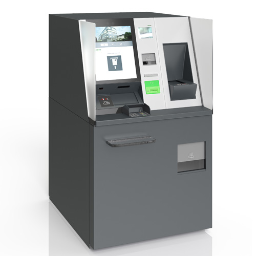 Cash-Recycling System KePlus RX10