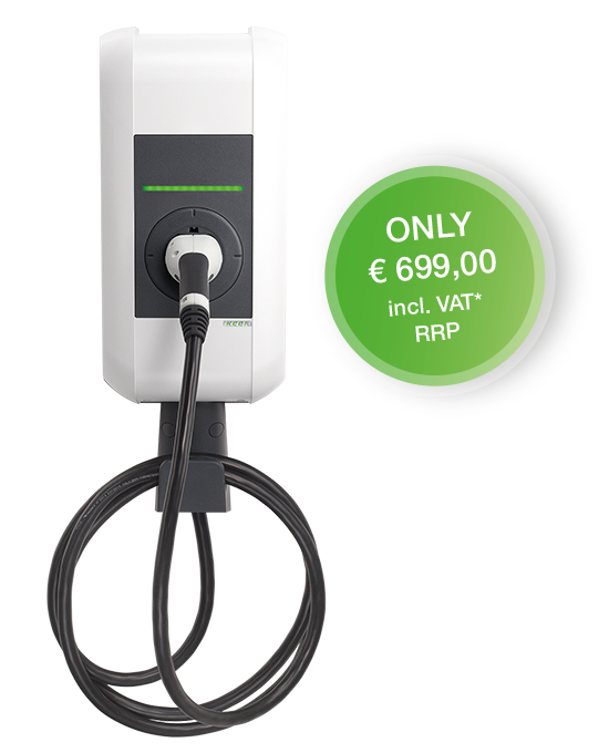 Anniversary wall box with charging cable only € 699,00 incl. VAT. RRP