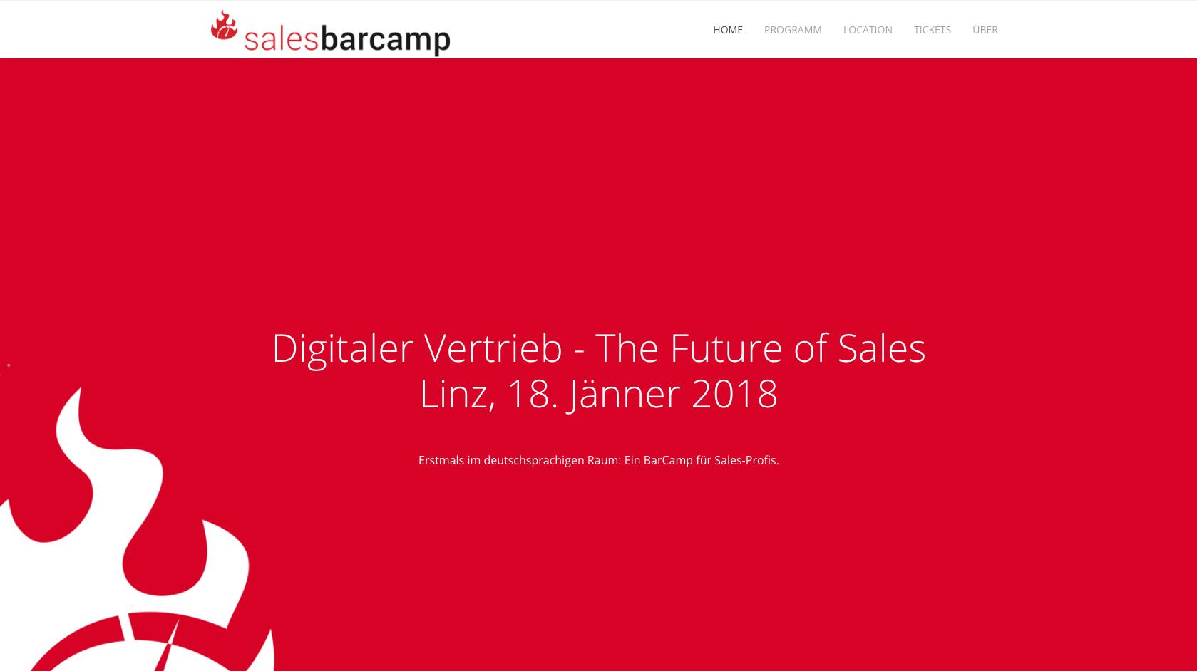 Salesbarcamp