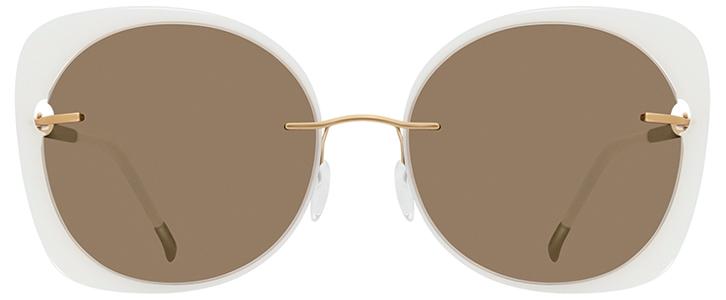 Augenoptik Brille Kunststoffbrille Damenfassung Occhiali Günstig Blau-schwarz Grösse M