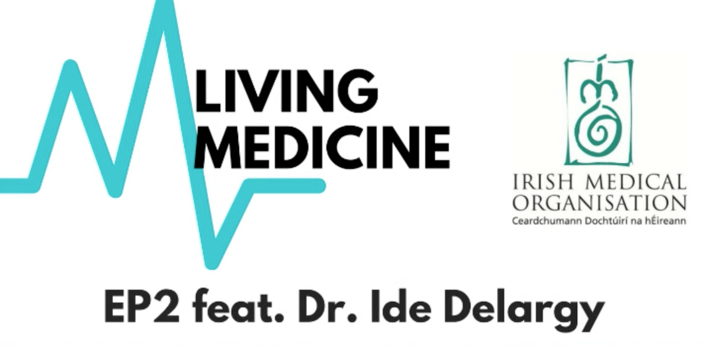 IMO Launches Episode 2 of Living Medicine Podcast