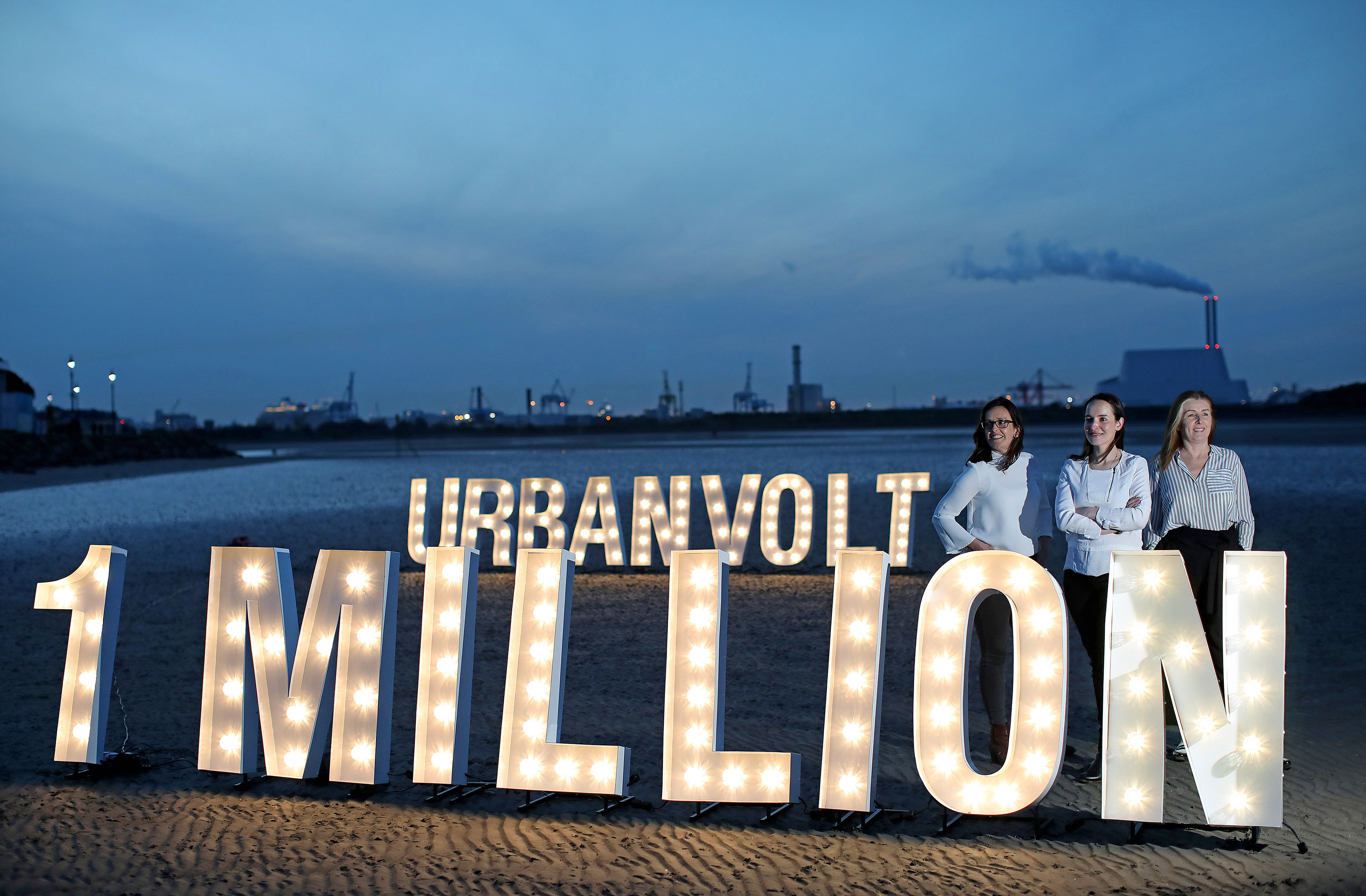 UrbanVolt hits one million lightbulb  energy saving target