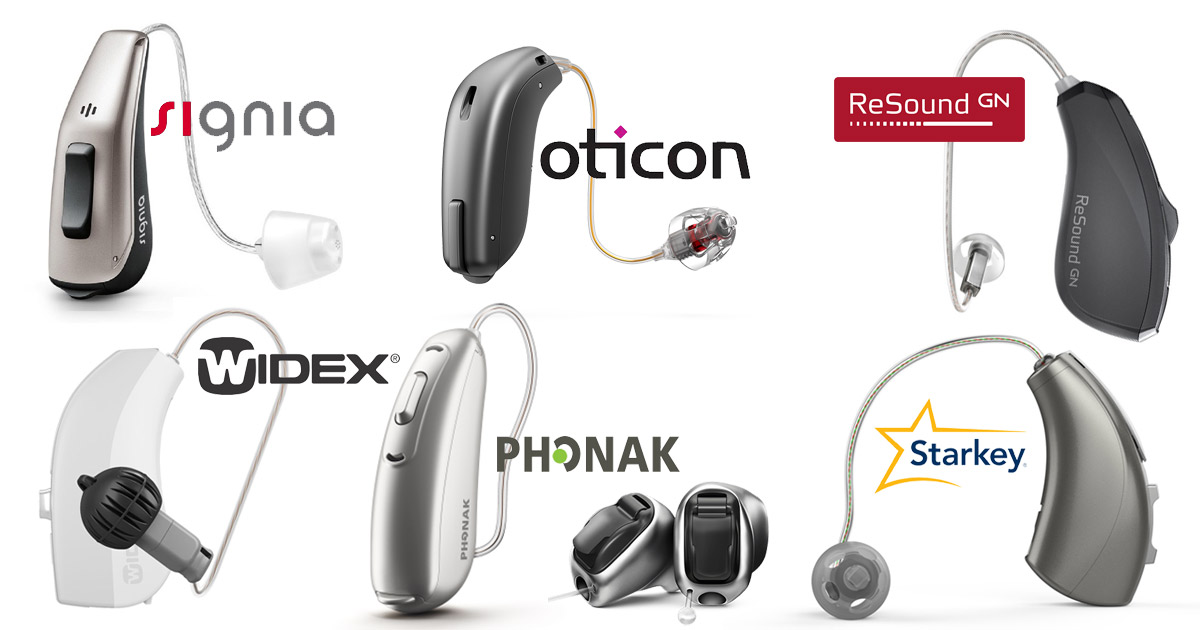Hearing aid reviews and comparisons