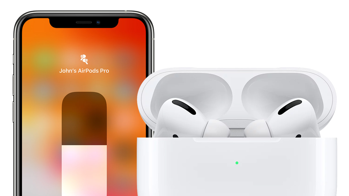 AirPods Pro Become Hearing Aids in iOS 14