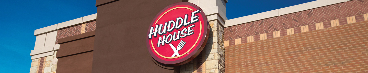 Huddle House Storefront