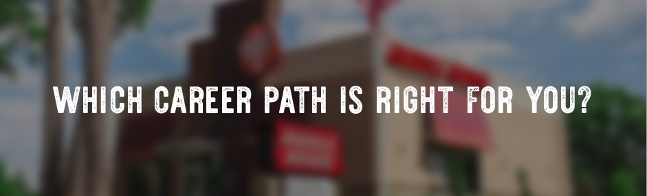 Which career path is right for you?