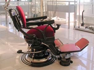 Dentists' chair