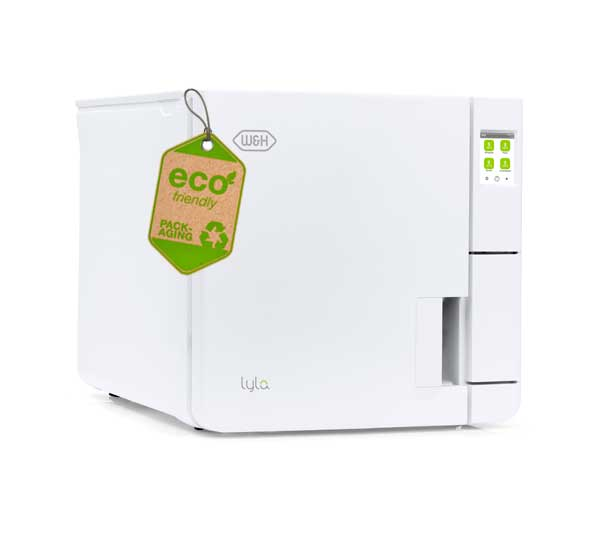 Lyla: El nuevo embalaje es completamente reutilizable y reciclable.