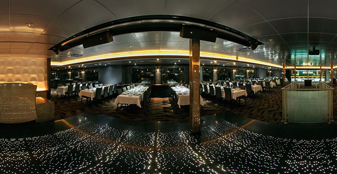 Dance Floor, Odyssey Cruise Ship