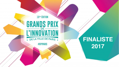 I Wheel Share finaliste Grands prix de l'innovation