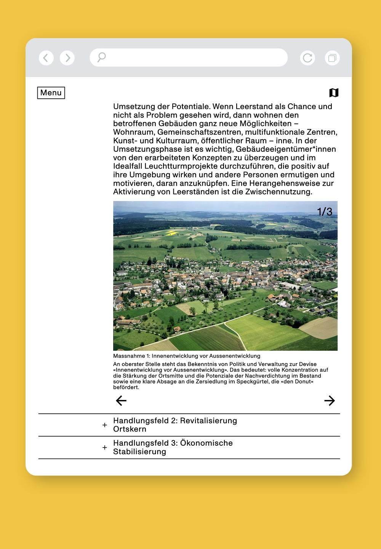 Neue Räume – Jahresausstellung Architektur Berner Fachhochschule