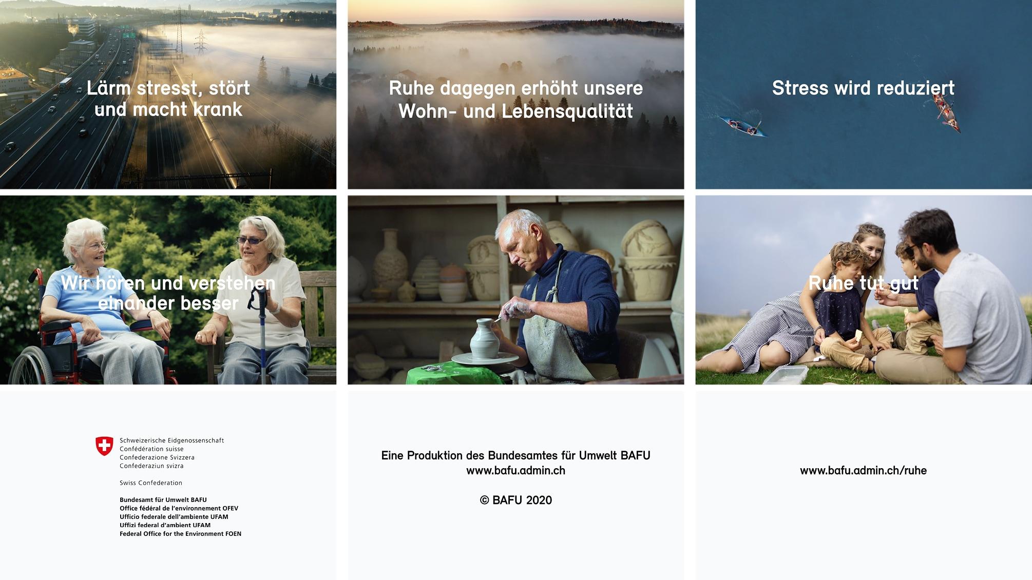 Bundesamt für Umwelt – Video Ruhe