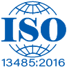ISO 13485 2016 certification
