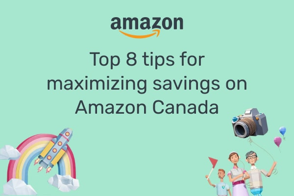 Amazon ca Promo Codes & Coupons for Canada | Shopper Army