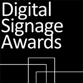 Digital Signage Award - Winner 2020