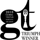 GlobalTrend Marketing Award - Triumph Winner 2018