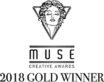 Muse Creative Awards - Gold Winner 2018