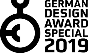 German Design Award - Special Mention 2019