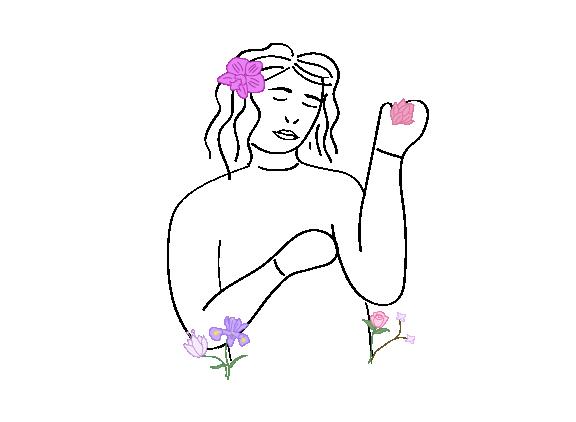 A 4-week written course from Bloom by Chayn.