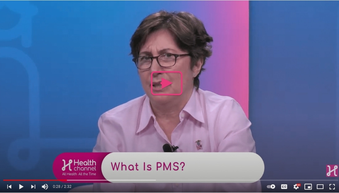 video about pms