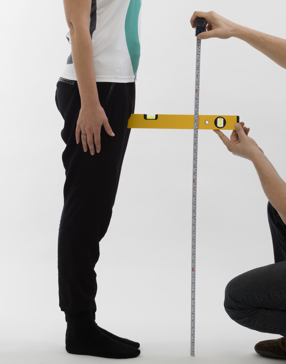 Measuring inseam
