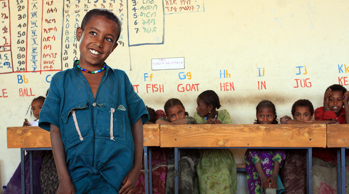 Our Development Work in Ethiopia | WE Villages at WE org