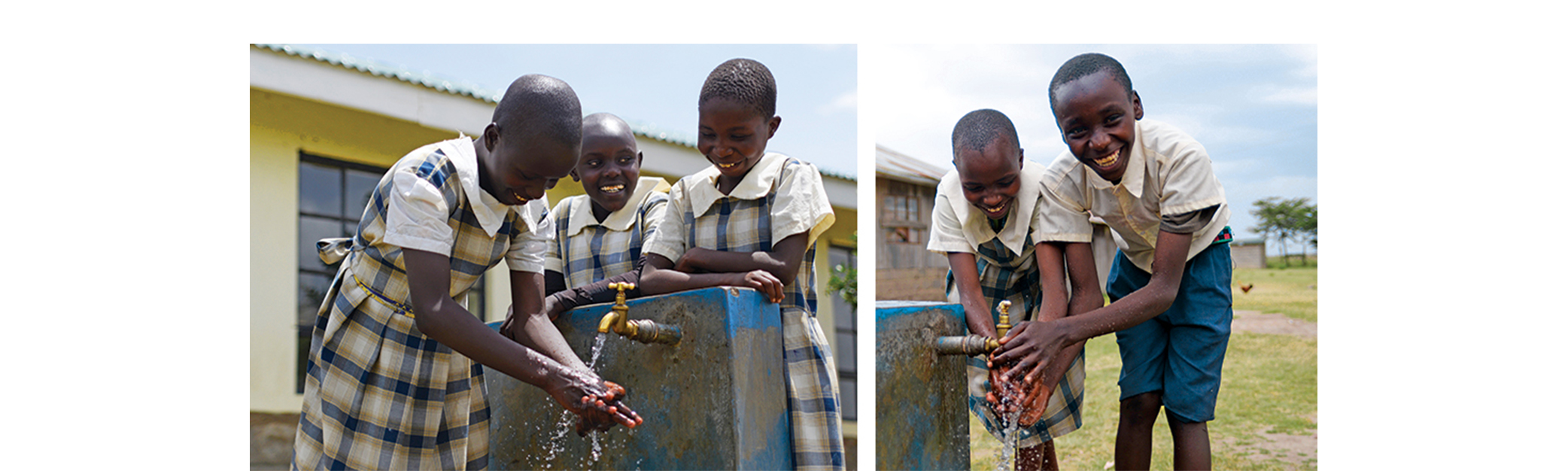 Kids Water Kenya