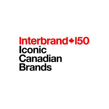 Interbrand 150 Iconic Canadian Brands
