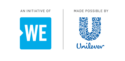 An initiative of WE | Made possible by Unilever