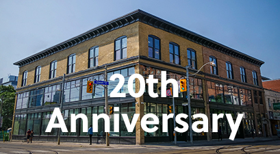 20th Anniversary; WE Global Learning Centre