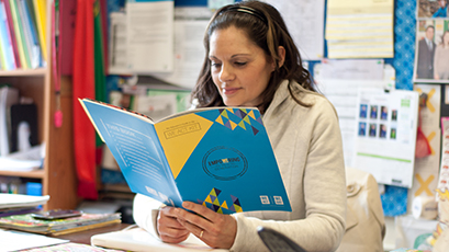Teaching reading in class