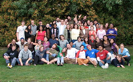 WE staff photo from 2006